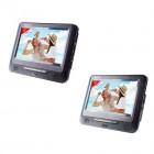 lecteur dvd portable takara vrt179 double eacutecran