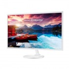 "photo Moniteur 32"" SAMSUNG LS32F351 Blanc"