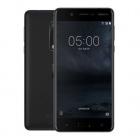 smartphone nokia 5 4g hd noir coque transparente