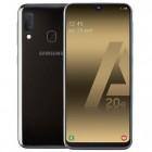 smartphone samsung a20e 32go noir