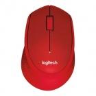 souris logitech m330 silent plus rouge