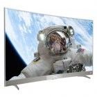 tv uhd 4k thomson 55uc6006s incurve android tv barre de son frontale