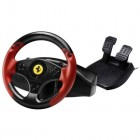 volant peacutedalier thrustmaster ferrari racing wheel red legend edition