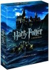 coffret harry potter en integralite - 8 films dvd