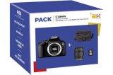pack reflex canon eos 800d objectif 18-135 accessoires