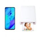 pack smartphone huawei nova 5t imprimante portable cv80