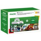 pack xbox one s 5 jeux 2eme manette xbox live gold
