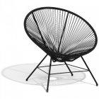 fauteuil design urban noir