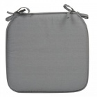 galette de chaise carree gris anthracite