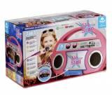 photo Karaoké Boombox 7en1 iDance wireless bluetooth speaker rose