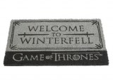 paillasson coco games of thrones welcome to winterfell gris