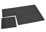 tapis de sol multi usage noir x 6