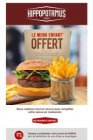 1 menu adulte de 10 achete 1 menu enfant offert