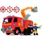 photo Camion de pompiers sam le pompier