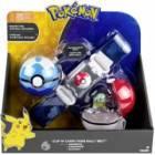 ceinture de pokeball dresseur pokemon