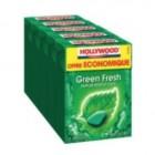 chewing-gum green fresh hollywood