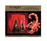 coffret rouge 2 produits scorpio