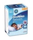 couches drynites 3-5 garcon 16x 4 jumbo drynites
