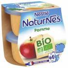 coupelles pomme bio naturnes