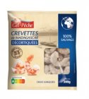 crevettes decortiquees surgelees 15/22pieces gelpeche