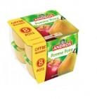 dessert fruite pomme-poire andros