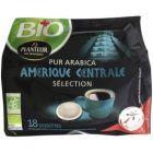 dosettes de cafe bio amerique centrale planteur des tropique