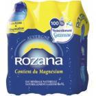eau minerale naturelle gazeuse rozana
