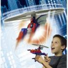 flying heroes spidercopter spider-man