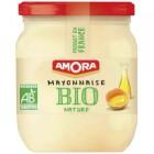 mayonnaise bio nature amora