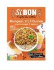 melange boulgour riz quinoa aux tomates et epices si bon