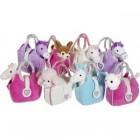 peluche fille lovely bag 20 cm gipsy