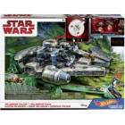 piste millenium falcon hot wheels star wars