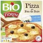 pizza au chevre bio surgelee bio fiorini
