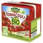 sauce tomacouli bio panzani