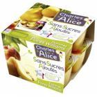 specialites de fruits pommes/poires charles alice