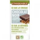 tablette de chocolat noir caramel pointe de sel bio ethiquab