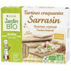 tartines craquantes au sarrasin bio sans gluten jardin bio