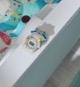 thermometre de bain racoon badabulle