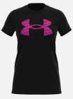 t-shirt training manches courtes tech solid under armour