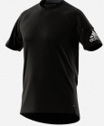 t-shirt training manches courtes homme m at t2 adidas