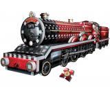 puzzle 3d train poudlard express harry potter