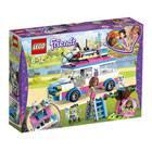 41333-lego le vehicule de mission dolivia