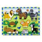 puzzle chunky animaux