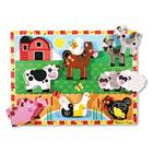 puzzle chunky ferme