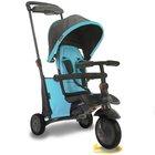 tricycle tribenne pliable 500 bleu