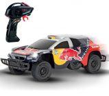 photo Voiture radiocommandée Peugeot Red Bull Dakar