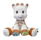 photo Peluche Touch And Music Sophie la Girafe