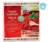 hache tradition halal 100% pur boeuf