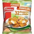 32 nuggets de volaille surgeles format familial findus