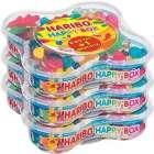 assortiment de confiseries happy box de haribo